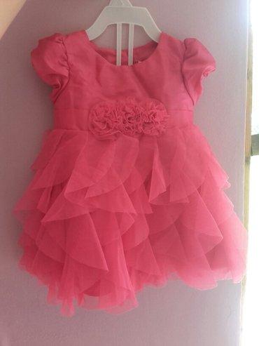 Prelepaa haljinica za bebu devojcicu,dosta placena,bukvalno nova.:-) - Varvarin