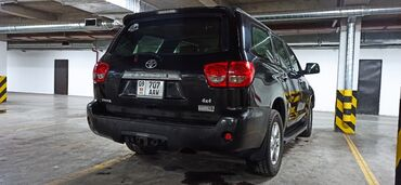 Надомница - Кыргызстан: Toyota Sequoia 5.7 л. 2010 | 200000 км