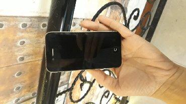 iphone 4s satilir в Азербайджан: Tecili satilir iphone 4S { 100 Azn hecbir problemi yoxdu