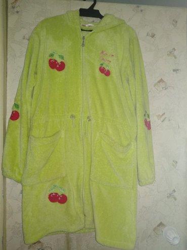 Продам классный мягкий,теплый халат с в Бишкек