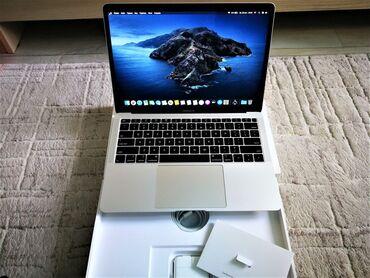 Ноутбуки и нетбуки - Кыргызстан: MacBook Air Retina 13 2019 Touch ID (Intel Core i5-8210Y (1,6-3,6 ГГц)