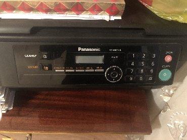 принтер 3в1 canon 4410 в Кыргызстан: Продаю 3в1 принтер сканер копия Фирма Panasonic