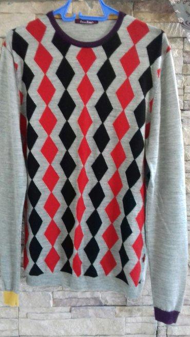 Gues dzemper original 100% vuna prelep nov vel xll ali je uzi model - Nova Pazova