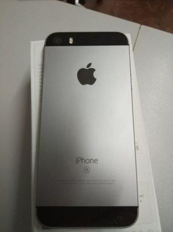 Продаю Айфон 5 S E  сост идеал все работает в Кара-Балта