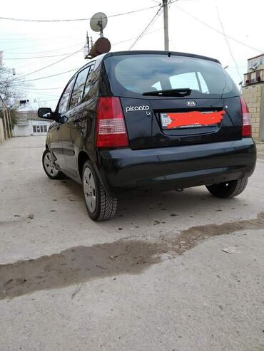 barter olunan evler - Azərbaycan: Kia Picanto 1.1 l. 2007   200000 km