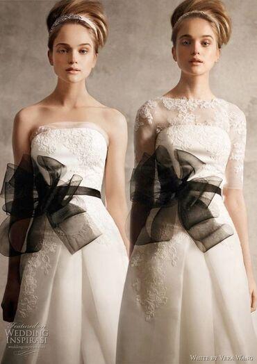 Продаю свадебное платье Vera Wang, размер регулируется от 44 до 48. 10
