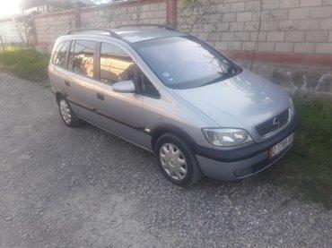Opel Zafira 2002 в Ош
