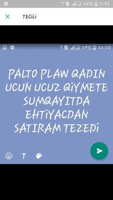 Sumqayıt şəhərində tecili