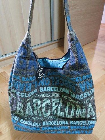 Robin Ruth torba Barcelona, malo koriscena, kao nova