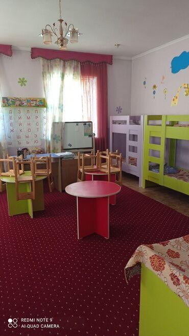 Продается действующий детский садик.Ж/м арча-бешик 370м2 .Площадь земе