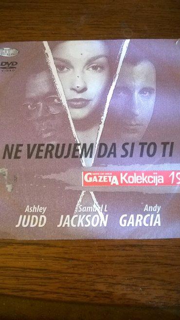 Film neverujem da si to ti - Beograd