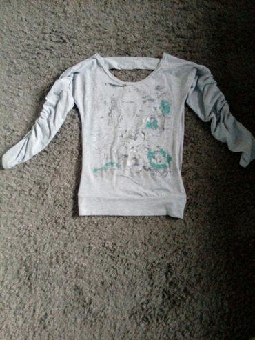 Bluza sa otvorenim ledjima,s - Kladovo