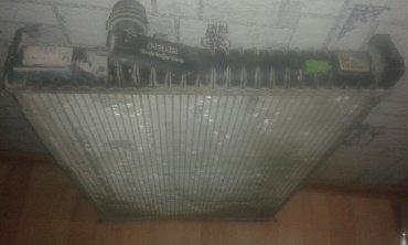 радиатор стальной в Кыргызстан: Радиатор бмв