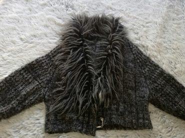 Cupava jaknica dzemper - Smederevo