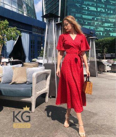 Платья в Токмак: С повтором получили наши крутые платье Размер: 42-48Цена: 1200 сом_руб
