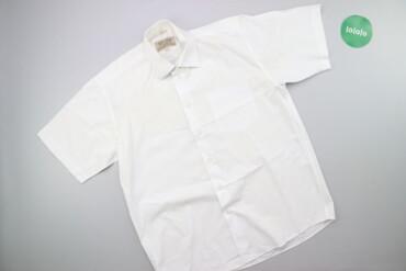 Чоловіча сорочка однотонна Bygen Jeans р. М    Довжина: 69 см Ширина п