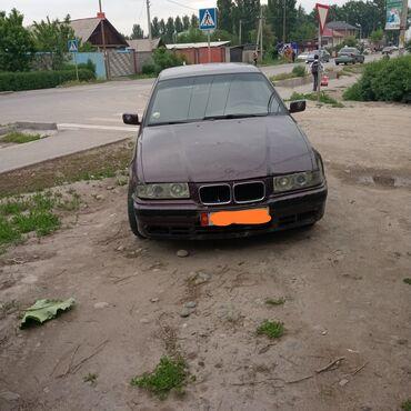 BMW 318 1.8 л. 1993 | 123456 км