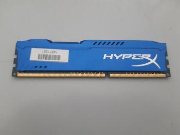 Продаю память kingston hypex 4gb ddr3-1866