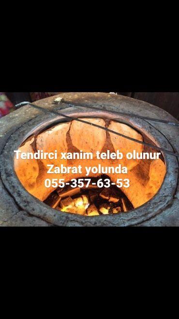 anbardar teleb olunur 2018 - Azərbaycan: Tecili tendirci xanim teleb olunur. Zabrat 2 qesebesi erazisinde