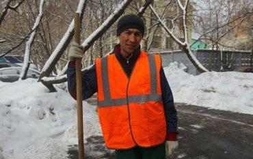 Требуется дворник для фирмы в Бишкек