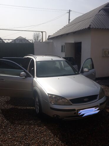 Ford Mondeo 2 л. 2003   222222222 км