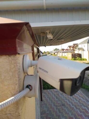Установка видео наблюдения качествено 100% гарантия