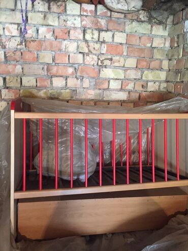 149 объявлений: Кроватка -качалка !!! В идеальном состоянии. Есть вместительные