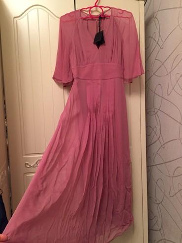 Новое платье Massimo Dutti. 38-размер. Цена в в Бишкек