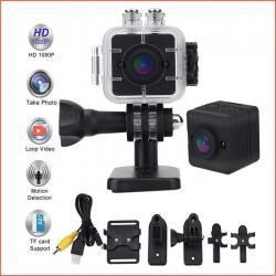 мини камера в Кыргызстан: Водонепроницаемая мини камера sq12!Бесплатная доставка по