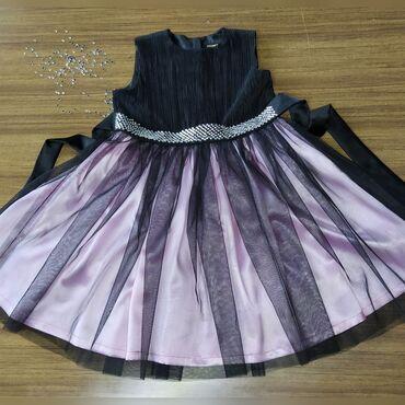 Детские платья от 3 до 7 лет