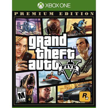Видеоигры и приставки в Азербайджан: Gta 5 Premium edition