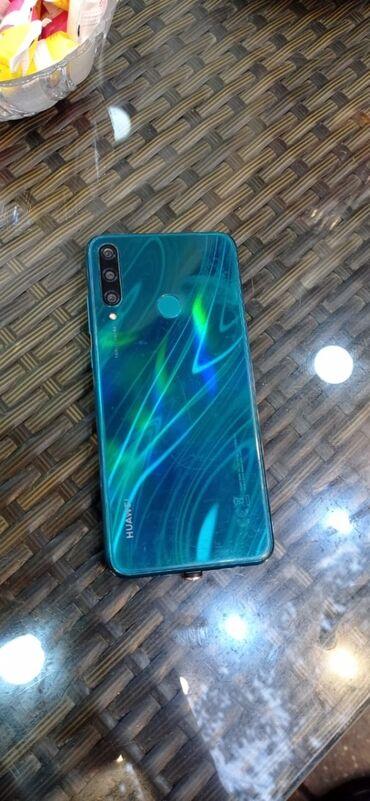 Huawei | 64 GB | Yaşıl İşlənmiş | Barmaq izi