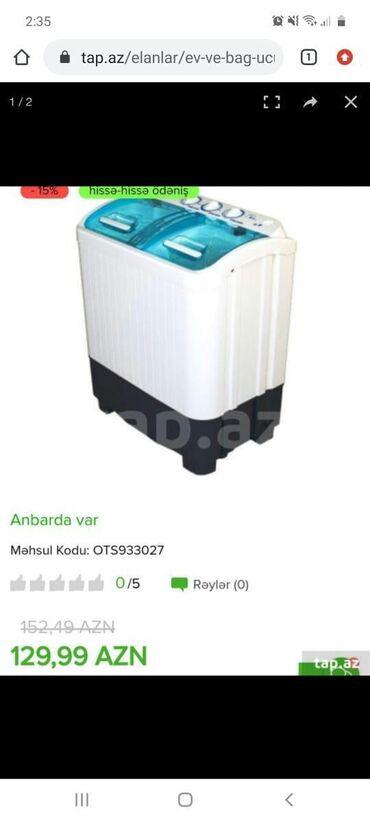 Washing Machine 4 kq