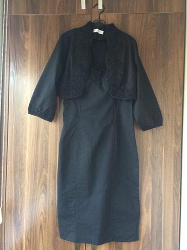 Платье корсетное с болеро. Размер 48-50 в Бишкек
