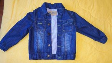 Teksas jaknica za decaka u odlicnom stanju!  Velicina 98  - Valjevo