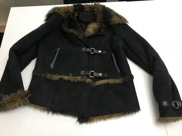 Monton - Srbija: Monton jaknica samo 2x obucena moze se reci nova Vel 38