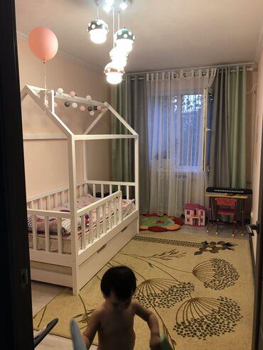 toktogulskij med в Кыргызстан: Продается квартира: 3 комнаты, 58 кв. м