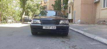 sazz ix380 - Azərbaycan: Mercedes-Benz C 200 2 l. 1996   350000 km