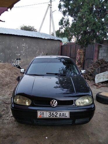 Volkswagen - Бишкек: Volkswagen Golf 1.6 л. 1998 | 122222 км