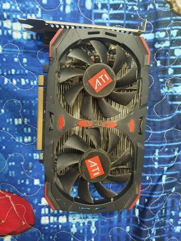 ВИДЕОКАРТА ATI Radeon RX 460 4gb GDDR5Видеокарта не майненая