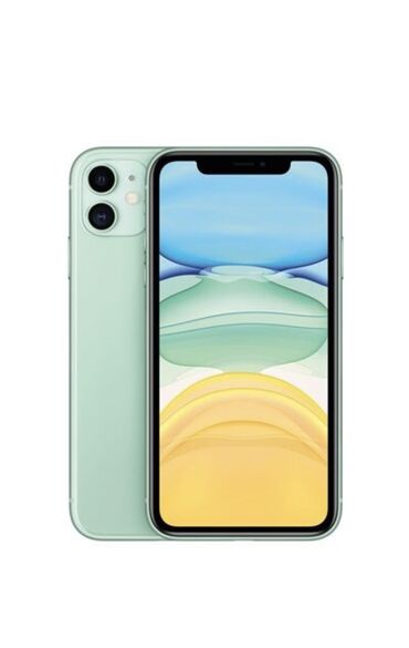 IPhone 11 | 64 GB | Πράσινος | Guarantee, Face ID, With documents