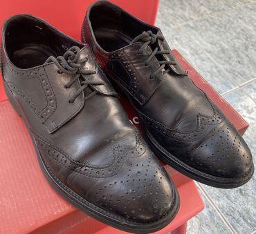 Оксфорды - Бишкек: Продаётся. Обувь. Nursace. ОРИГИНАЛ- Женские. 36 размер. Чёрные. Есть