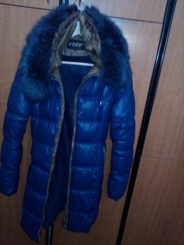 Zenska jakna L velicina u ekstra stanju,skoro nova.Izuzetno topla i - Belgrade