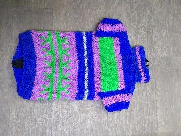кошка персидская шиншилла в Кыргызстан: Продаётся вязаный свитер с замочком для собаки или кошки. Цена 200 сом