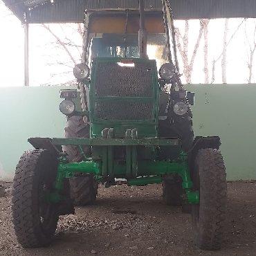 Yük və kənd təsərrüfatı nəqliyyatı - Ağstafa: Traktor Agstafa rayon Kolayir kendindedi.ili 1991.saz veziyyetdedi