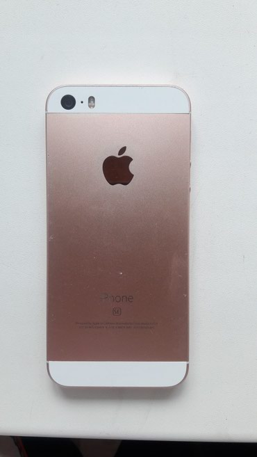 IPhone SE 16 гб состояние идеал в Бишкек