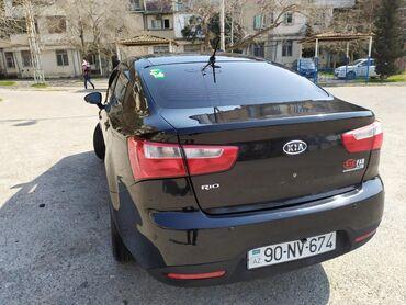 İşlənmiş Avtomobillər Azərbaycanda: Kia Rio 1.4 l. 2012 | 190000 km
