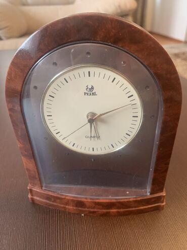 Антикварные часы в Кыргызстан: Продаю Германские настольные кварцевые часы