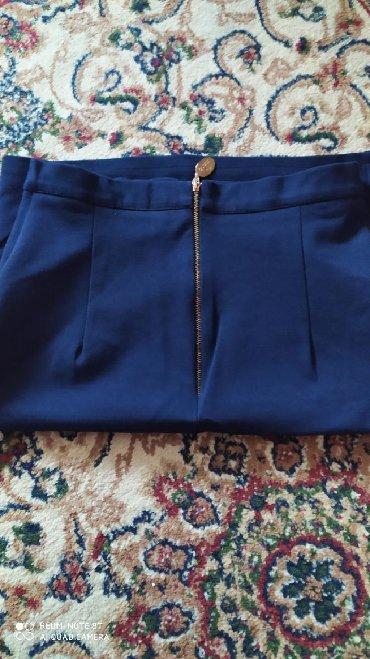 юбки из плотного трикотажа в Кыргызстан: Юбка трикотаж в отличном состоянии одевала пару раз