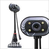 """Веб-камера """"Seeker"""" 5Mpix с микрофоном, на в Бишкек"""